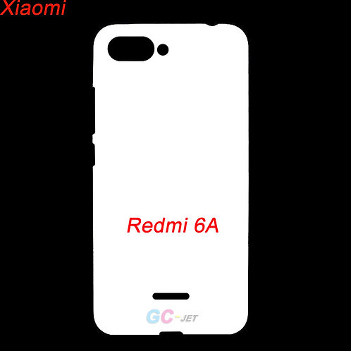 Xiaomi redmi 6A  hard plastic phone case printable blank