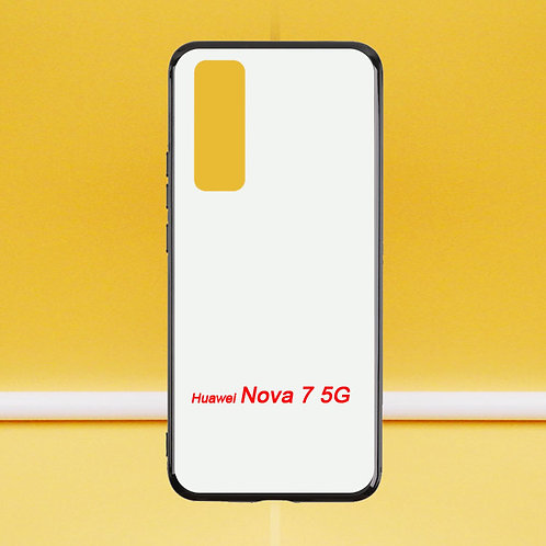 For Huawei Nova 7 5G flexible protective phone cover case for custom printing