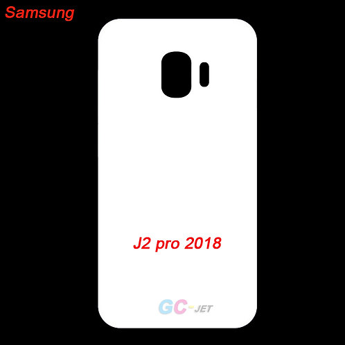 Galaxy J2 pro 2018 phone case for printing