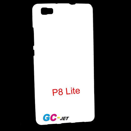 Huawei P8 lite blank phone case for printing diy