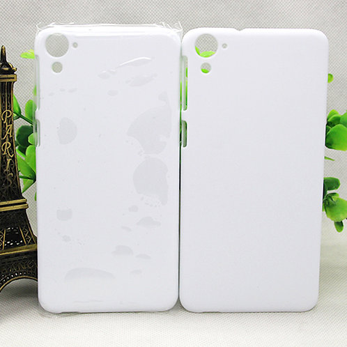 HTC Desire 826 blank 3d sublimation mobile cover case for photo transfer