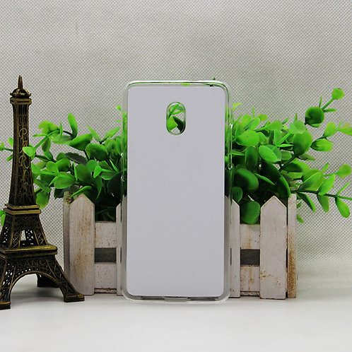 ZTE Blade V7  blank 3D sublimation phone case for heat transfer picture