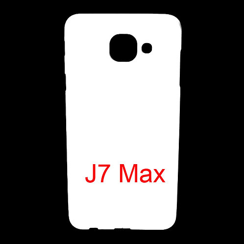 galaxy J7 max blank printable cell phone case