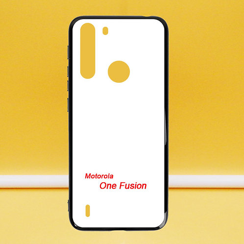For Motorola One Fusion flexible phone case for printing