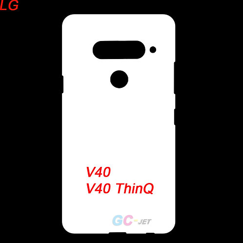 LG V40 Thinq blank mobile phone cover printable