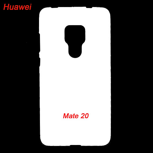 Huawei mate 20 blank phone case for printing diy