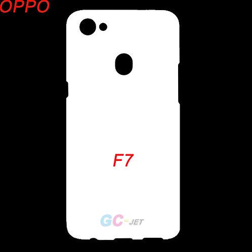 OPPO F7 phone case blank printable for custom diy