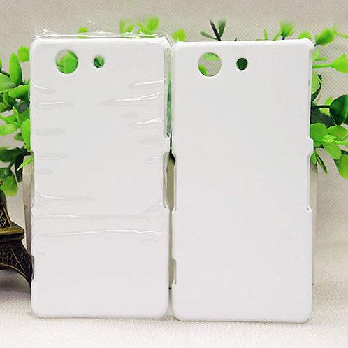 Sony Z3 mini phone cover case for heat transfer photo