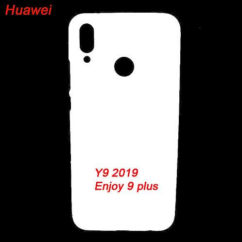 Huawei Y9 2019 / Enjoy 9 plus printable plastic cell phone case