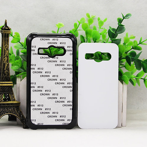 Galaxy J1 ace blank phone case for 3d sublimation heat ing transfer photo