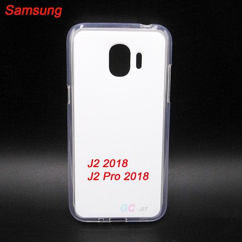 Galaxy J2 2018 / J2 Pro 2018 tpu soft phone case blanks printable