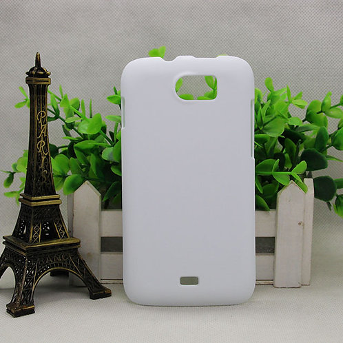 Micromax A110 blank 3d sublimation mobile phone cover case