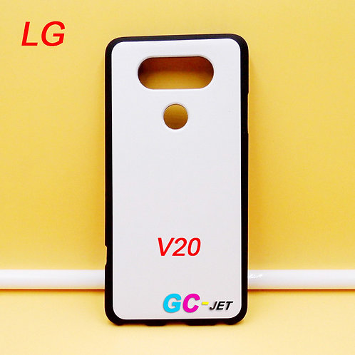 LG V20 black tpu soft phone case for eco solvent printer uv printers