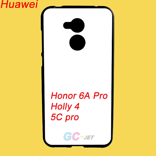 Huawei Honor 6A Pro / Holly 4 / 5C pro printable phone case black tpu