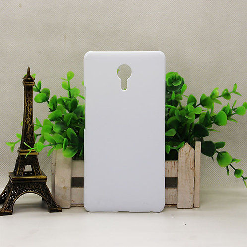 Meizu Noblue MAX blank 3d sublimation mobile phone cover case
