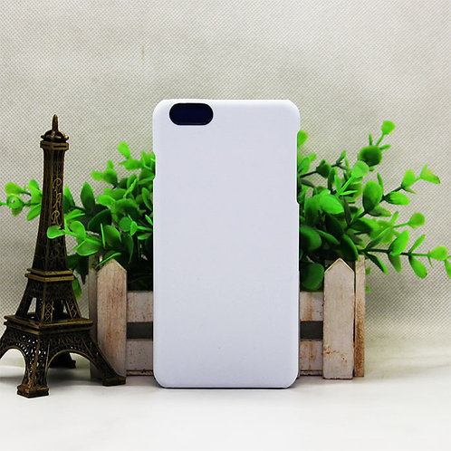 blank 3d sublimation mobile phone case for iPhone 6 6s plus