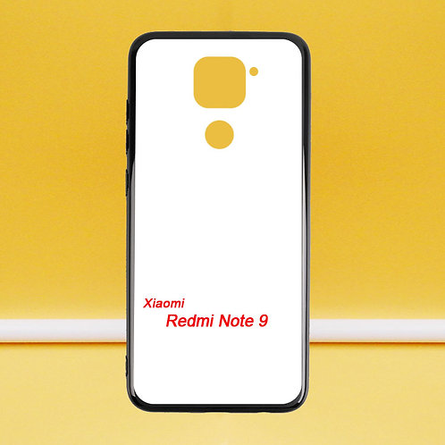 For Xiaomi Redmi Note 9 blank printable mobile phone cover case