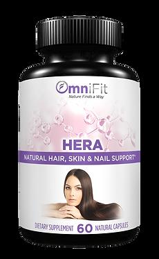 100% ALL Natural Hair, Skin & Nail Support - HERA