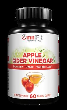 100% ALL Natural Apple Cider Vinegar Capsules