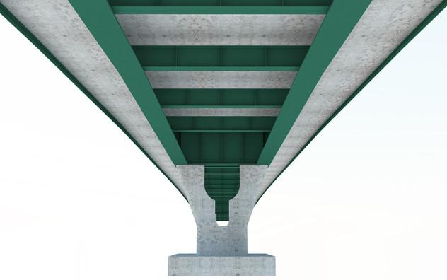 Progetto del 2° ponte sul Tevere a Sansepolcro