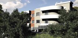 Casa residenziale trifamiliare