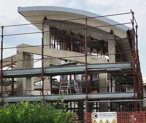Fase della costruzione