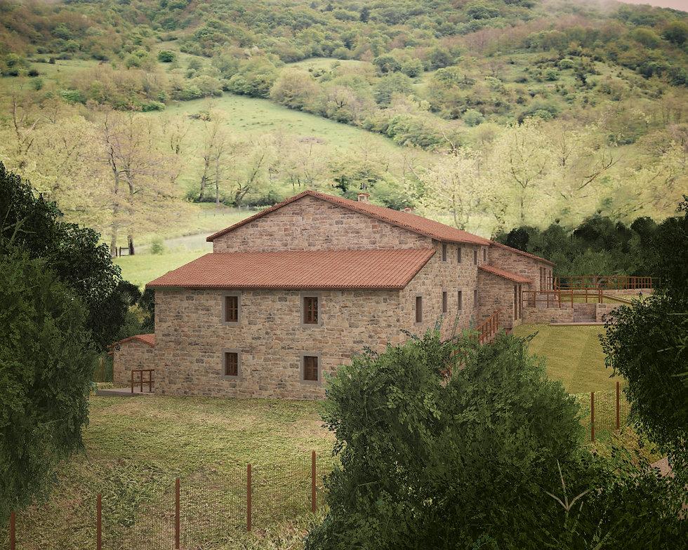 Rifugio Escursionistico e Centro Visite dell'Alta Valle del Tevere