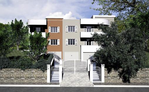 Residenze in zona panoramica