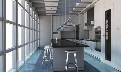 Il design della cucina