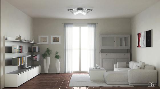 Restyling interni zona giorno