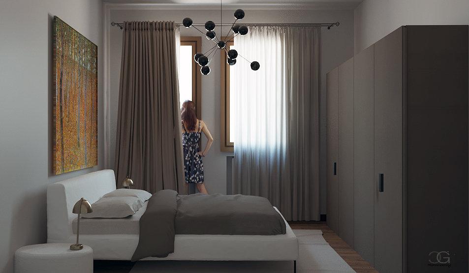 idea per camera matrimoniale