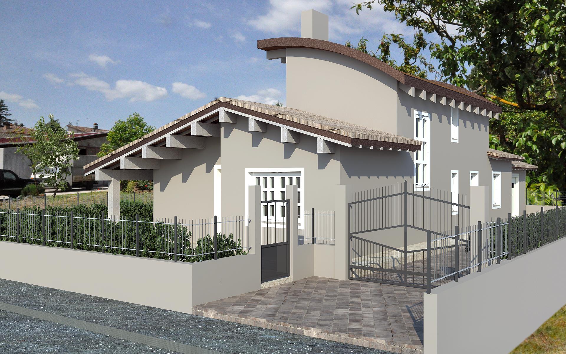 Villino residenziale