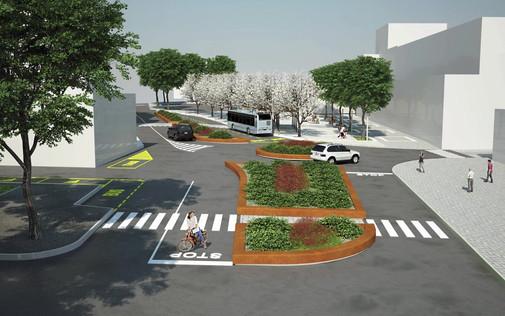 Progetto Preliminare di Riqualificazione area di Porta Fiorentina
