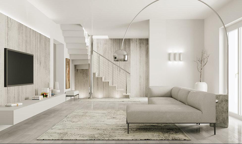 open space minimalista