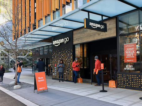 Amazon Go shopping experience
