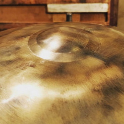 First try of double rim ding_#handpan #h