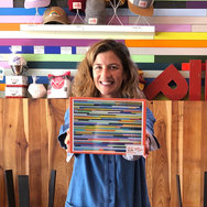 Pinhole Coffee Puzzle by Leah Rosenberg