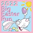 Big Easter Run Logo 2022