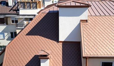 Покриви от пластифицицарна ламарина