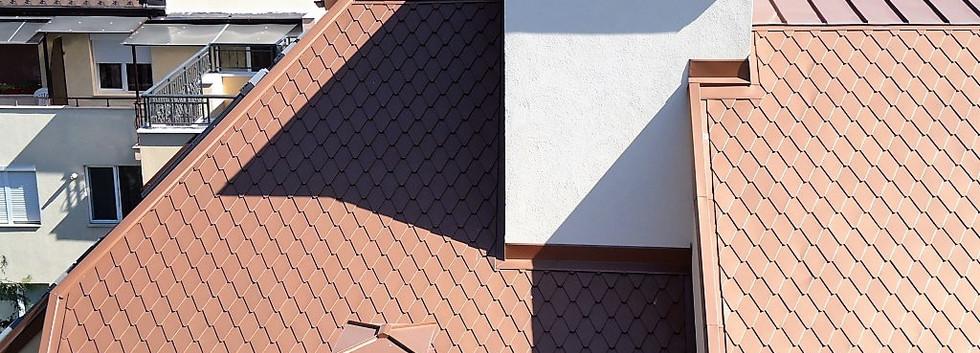 покрив от пластифицирана ламарина 03 .jp