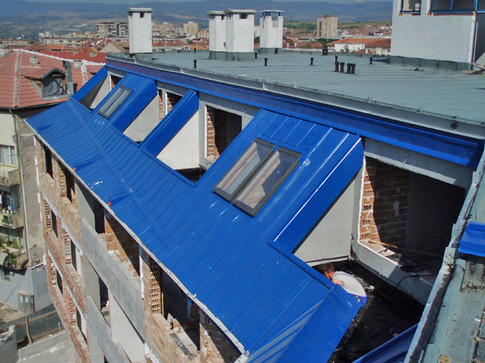 Покрив от ламарина