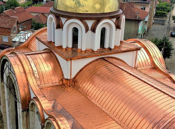 "Храм ""Св. Дух"" гр. Монтана"