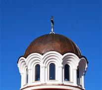 Меден купол