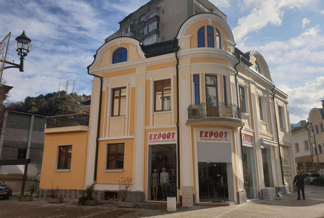 Къща паметник на културата с архитектурна стойност