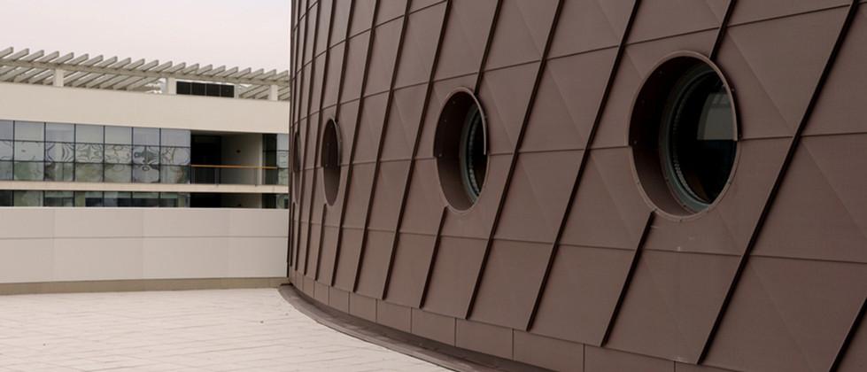 Вентилирана фасада, Комплекс Радуга, к.Камчия