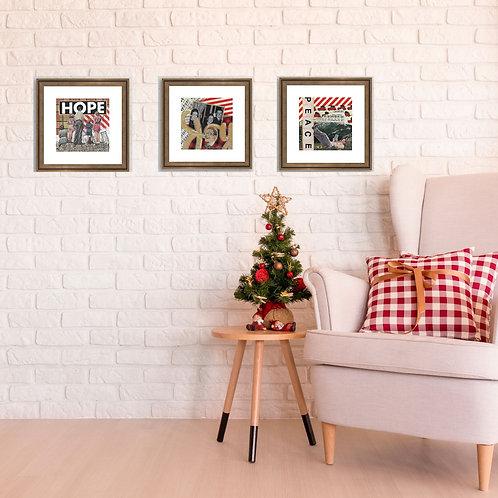 Holiday Print Set