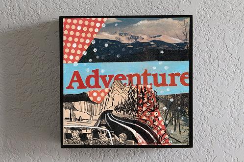 """""""Adventure"""" 6 x 6"""