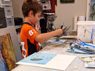 Why Creative Experiences for Children Matter