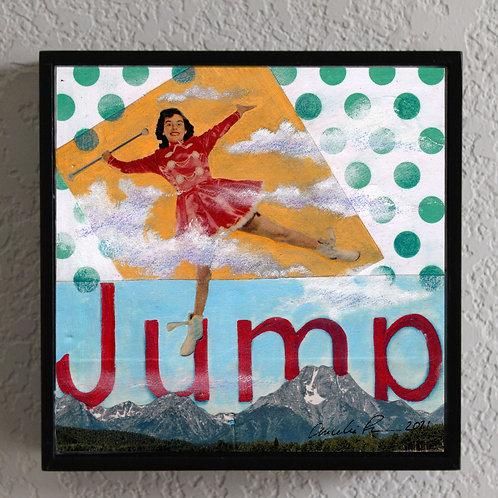 """""""Jump"""" 6 x 6"""