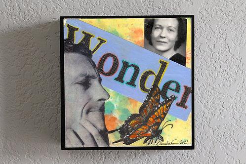 """""""Wonder"""" 6 x 6"""